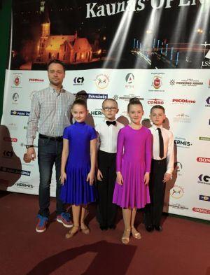 """""""Kaunas Open - 2016"""""""