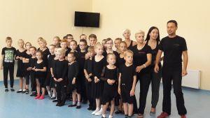 Vasaros šokių treniruočių stovykla